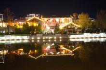 西昌海河夜景