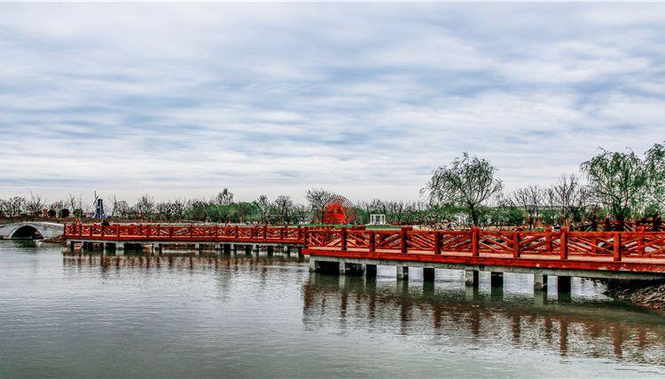 Chaohewan Ecological Garden3