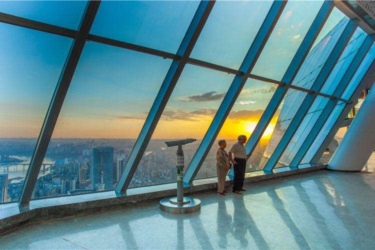 重慶環球金融中心觀景台(會仙樓)3
