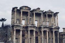 土耳其的古罗马图书馆