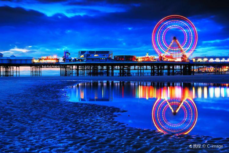 Blackpool Pleasure Beach1