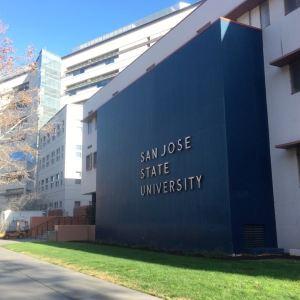 圣何塞州立大学旅游景点攻略图