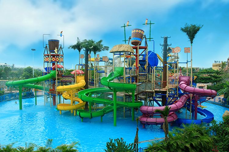 Sanyamenghuan Water Amusement Park3