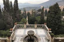 罗马郊区的Tivoli小镇