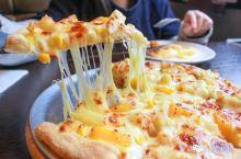 披萨控福音!隐藏在东区的红薯披萨,你吃过吗?