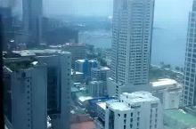 安静的马尼拉海湾