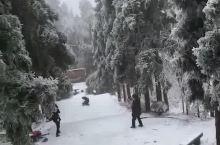 美丽的雪景。期待你的到来。
