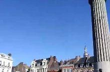 """2018.2.26比利时~布鲁塞尔广场""""小于连""""塑像"""