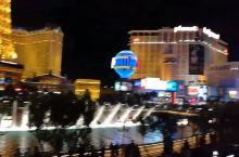 拉斯维加斯音乐喷泉