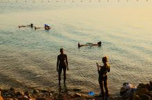 世界上最咸的咸水湖——死海