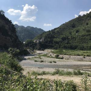 冷水河自然保护区旅游景点攻略图