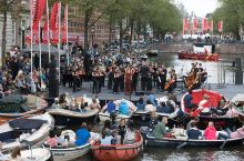 音乐之旅|踏上拉姆斯特丹,来一场运河之上的音符狂欢!