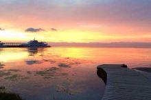 漫步青海湖