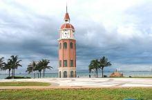 海口西秀海滩钟楼