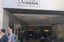 火奴鲁鲁威基基海滩购物广场