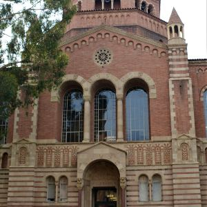 洛杉矶加利福尼亚大学旅游景点攻略图