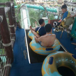 热高巴厘岛水世界旅游景点攻略图
