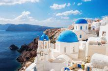 住爱琴海悬崖酒店,看世界最美落日!