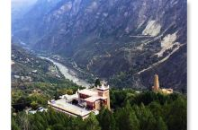 甲居藏寨的一天
