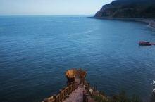 美丽的长岛—巍峨险峻九丈崖