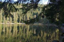 德国黑森林蒙梅尔湖