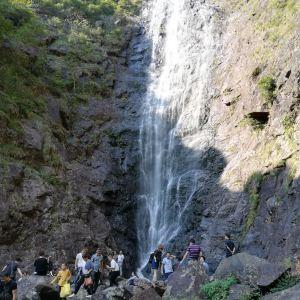 千家峒大泊水瀑布旅游景点攻略图