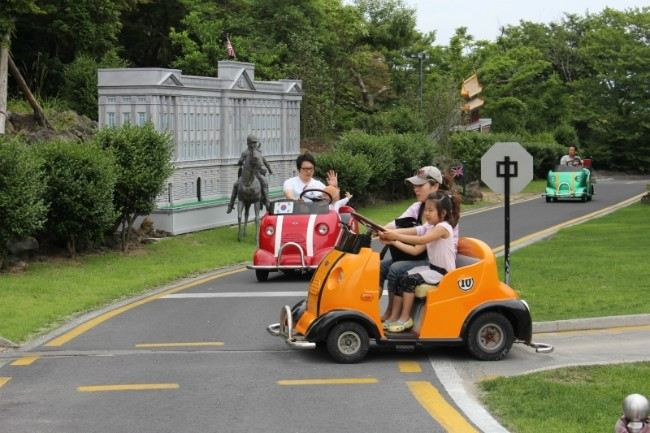 World Automobile Jeju Museum4