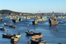 威海渔船码头