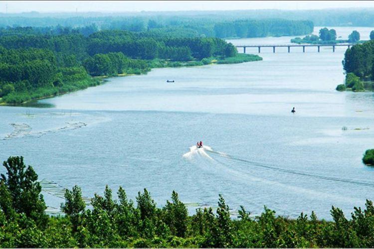 沭河古道風景區2