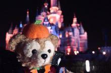 #摇滚吧牢友# 迪士尼万圣节狂欢