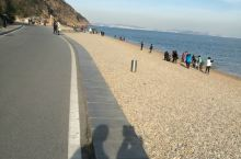 海边的影子