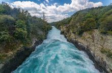 新西兰胡卡瀑布徒步