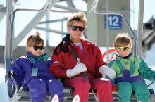 确认过眼神,好多明星是爱滑雪的大神!