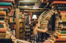 探店-世界最美书店之一 the last bookstore
