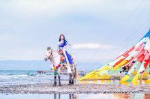 青海湖自驾,微风不燥,你就是最美的卓玛