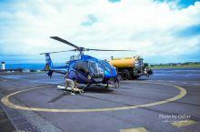 飞跃夏威夷—直升飞机直击火山口