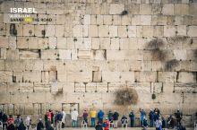 #人文历史#以色列遗址,哭墙不哭
