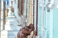 你能想象到古巴街头艺人