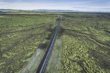 最美自驾路——冰岛一号公路
