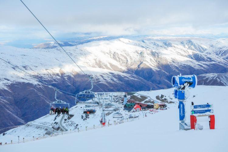 卡德羅納高山滑雪度假村3