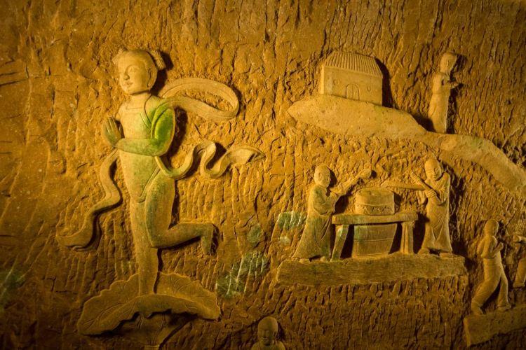 Longyou Caves4