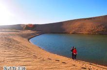 丝路上的绿洲苏武牧羊地感受大漠风情的地方