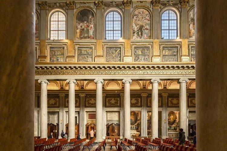 Colonna di Santa Maria Maggiore4