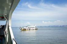 #向往的生活 小船出海,登上战国遗址刘公岛
