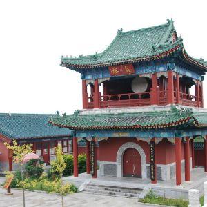 天门山寺旅游景点攻略图
