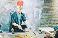 #向往的生活 厨师调戏食客的一顿饭
