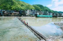 #向往的生活# 浙江温州泰顺仕水矴步:国家重点文物保护单位