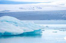 震撼美景:冰河湖的赞叹