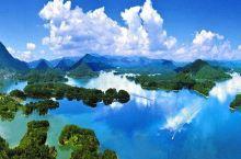 两江一湖——千岛湖