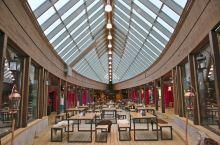 打卡独特的罗弗敦维京博物馆 罗弗敦维京博物馆是在维京首领建筑原址上重建的,83米长度的房子,外观很像